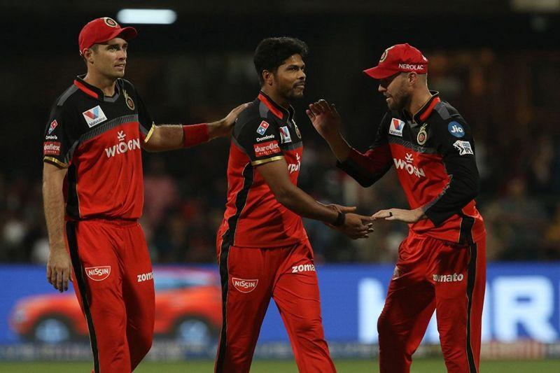 RCB's bowlers have done the job for them in the last couple of games. (Image Courtesy: IPLT20)