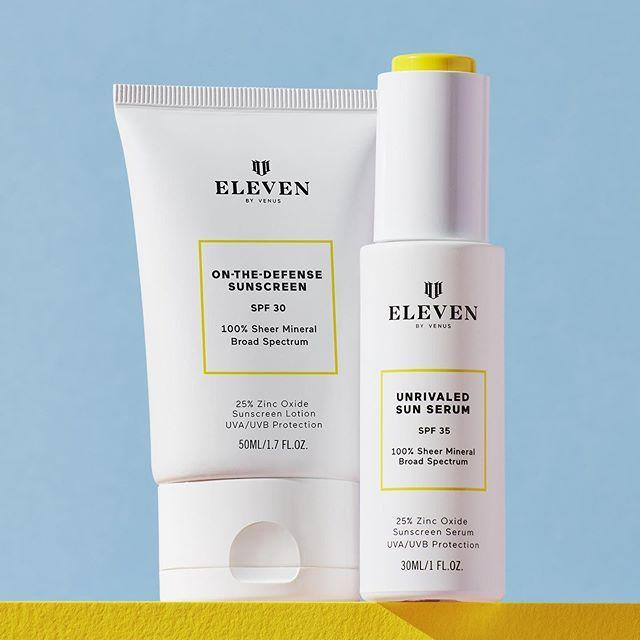 """<p>I grew up obsessed with the Williams sisters, so when Venus launched an SPF collection over the summer under her <a href=""""https://go.redirectingat.com?id=74968X1596630&url=https%3A%2F%2Felevenbyvenuswilliams.com%2Fpages%2Fcredo&sref=https%3A%2F%2Fwww.cosmopolitan.com%2Fstyle-beauty%2Fbeauty%2Fg33970294%2Fblack-owned-skincare-brands%2F"""" rel=""""nofollow noopener"""" target=""""_blank"""" data-ylk=""""slk:EleVen"""" class=""""link rapid-noclick-resp"""">EleVen </a>line, I couldn't wait to try it out. And let me tell you, the formulas don't disappoint. The green, clean mineral sunscreens (there is a serum version and a cream version) are made with non-nano <a href=""""https://www.cosmopolitan.com/style-beauty/beauty/g30831822/best-zinc-sunscreens/"""" rel=""""nofollow noopener"""" target=""""_blank"""" data-ylk=""""slk:zinc oxide"""" class=""""link rapid-noclick-resp"""">zinc oxide</a> that's super sheer, so they look non-whitening on all skin tones.</p><p><strong><strong>✨</strong></strong><strong>Must-try product:</strong> <a href=""""https://go.redirectingat.com?id=74968X1596630&url=https%3A%2F%2Fcredobeauty.com%2Fproducts%2Funrivaled-sun-serum-spf-35&sref=https%3A%2F%2Fwww.cosmopolitan.com%2Fstyle-beauty%2Fbeauty%2Fg33970294%2Fblack-owned-skincare-brands%2F"""" rel=""""nofollow noopener"""" target=""""_blank"""" data-ylk=""""slk:Unrivaled Sun Serum SPF 35"""" class=""""link rapid-noclick-resp"""">Unrivaled Sun Serum SPF 35</a></p><p><a href=""""https://www.instagram.com/p/CAlBPZnHqPt/?utm_source=ig_embed&utm_campaign=loading"""" rel=""""nofollow noopener"""" target=""""_blank"""" data-ylk=""""slk:See the original post on Instagram"""" class=""""link rapid-noclick-resp"""">See the original post on Instagram</a></p>"""