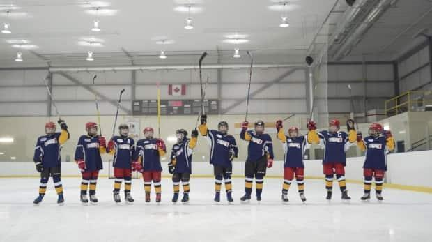 Even if the boys don't win the Good Deeds Cup, and the $100,000 grand prize for Kids Help Phone, team manager Roary MacPherson believes they have all learned a valuable lesson about sports and community.