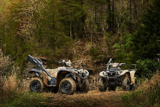 Yamaha Announces 2017 ATV and Side-by-Side Model Lineup  Yamaha Grizzly Symbol