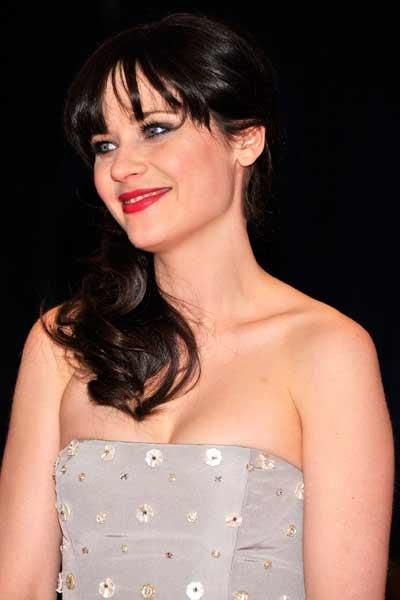 Zooey Deschanel is the New Hair of Pantene's Beautiful Lengths Campaign: VIDEO