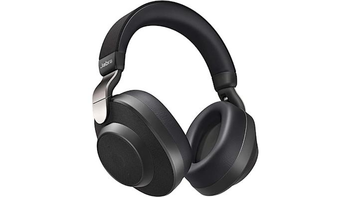 Rock out with these Jabra headphones.