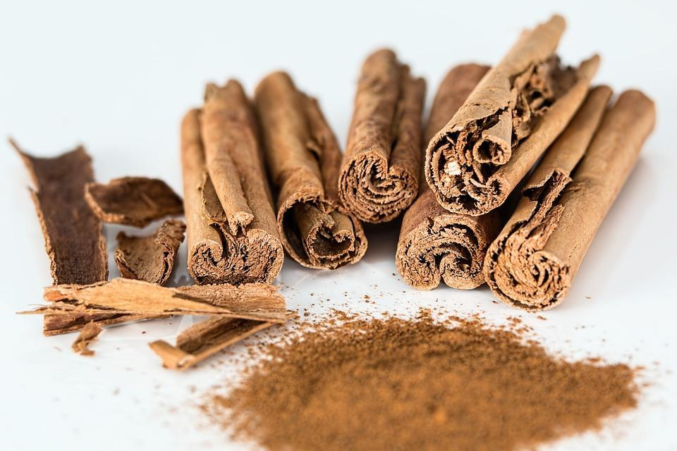 Cinnamon had early morning also keeps you blood sugar stable through the day.