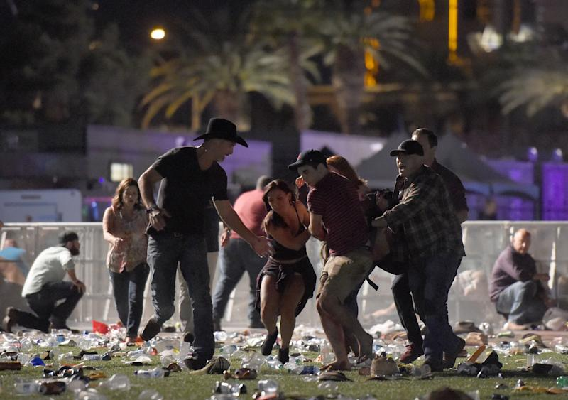 Las Vegas Mandalay Bay Active Shooter 2 October