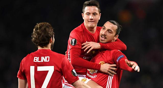 Zlatan continues to score goals. (Getty Images)