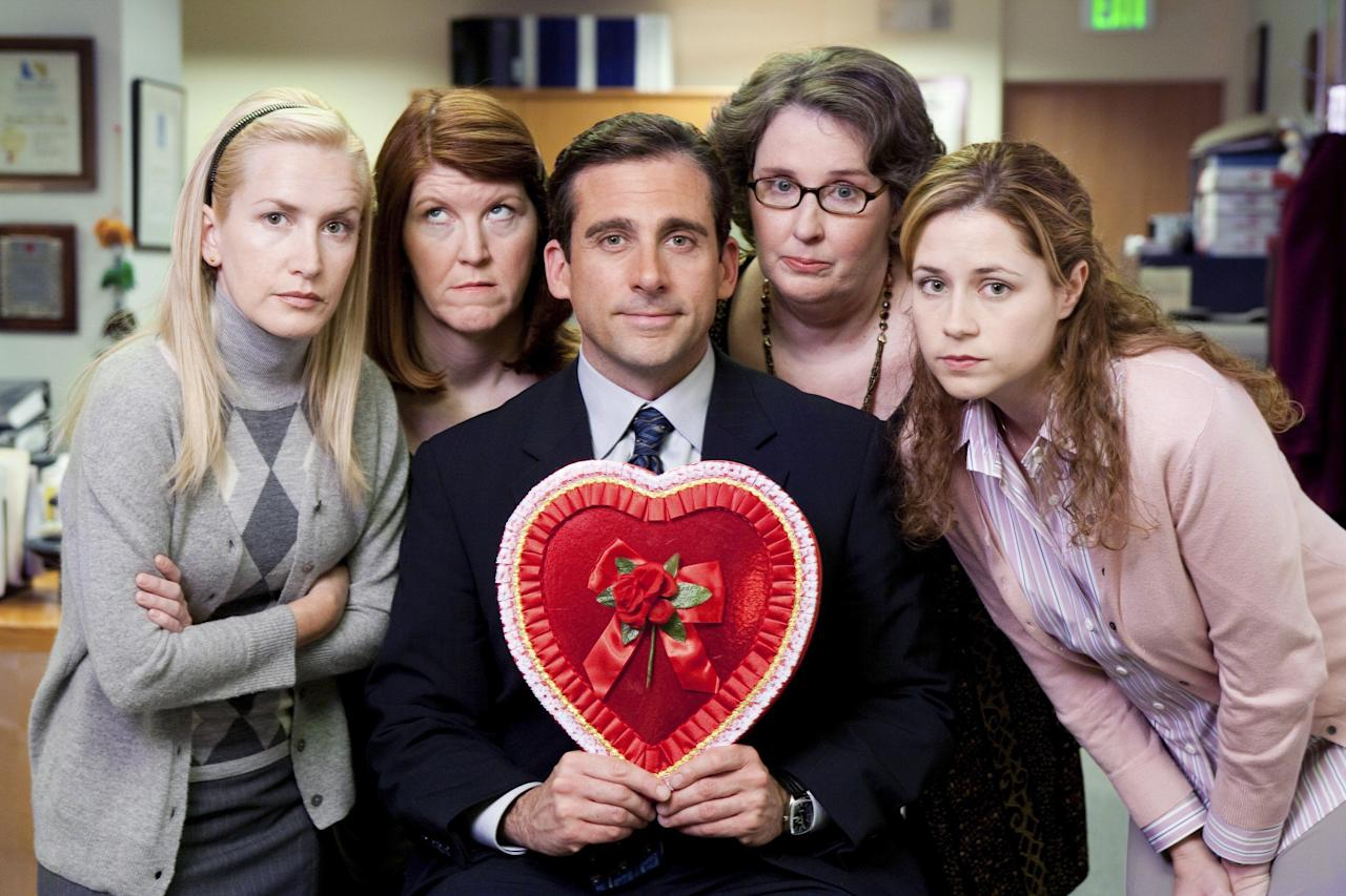 "<p>While it's always a good night to curl up on the couch with your friends at Dunder Mifflin, <a href=""https://www.goodhousekeeping.com/holidays/valentines-day-ideas/"" target=""_blank"">Valentine's Day </a>is really the perfect excuse to cozy up with a marathon of <em>The Office</em>. Sure, romance might not immediately come to mind when you think of the show,  but <em>The Office</em> is actually packed with love story after love story (think: Jim and Pam, Dwight and Angela, Michael and Holly, need we say more?), making it <a href=""https://www.goodhousekeeping.com/holidays/valentines-day-ideas/g26068446/best-things-to-do-on-valentines-day/"" target=""_blank"">a sweet post-dinner watch</a> for you and your valentine. </p><p>No matter how dysfunctional, quirky, and awkward the coworkers at Dunder Mifflin may be, they always find a way to focus on what really matters: sharing your life with someone you truly love. While Pam and Jim's relationship is a highlight, there are so many sweet moments between friends, coworkers, and lovers throughout the comedy's nine seasons that make it perfect for Galentine's or Valentine's Day. Browse through this list of <em>The Office </em>""Valentine's Day"" episodes, ranked from worst to best, to figure out which you should stream. Here's a hint: They're all worth watching (or re-watching), especially since <a href=""https://www.goodhousekeeping.com/life/entertainment/a21082843/office-leaving-netflix/"" target=""_blank""><em>The Office</em> will be leaving Netflix</a> sometime this year. </p>"