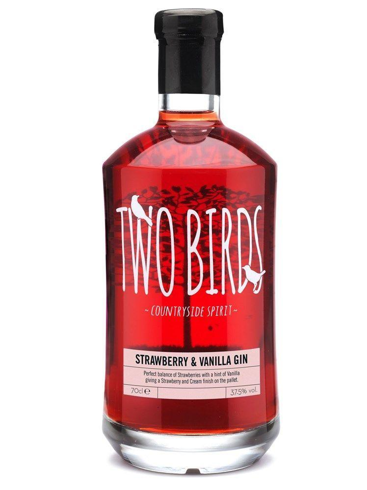 """<p>This handcrafted gin combines the lip-smacking flavours of strawberry and vanilla. Perfect for after dinner! </p><p><strong>£34.65, Master of Malt </strong></p><p><a class=""""link rapid-noclick-resp"""" href=""""https://go.redirectingat.com?id=127X1599956&url=https%3A%2F%2Fwww.masterofmalt.com%2Fgin%2Ftwo-birds%2Ftwo-birds-strawberry-and-vanilla-gin%2F%3FcurrencyCode%3DGBP%26gclid%3DCj0KCQjwzozsBRCNARIsAEM9kBO3GKeyhHz21KMpauReJJOHYZwYZwZ9KLhxRkuRyuYlTxA1WLv_gaQaAonsEALw_wcB&sref=https%3A%2F%2Fwww.delish.com%2Fuk%2Fcocktails-drinks%2Fg29069585%2Fflavoured-gin%2F"""" rel=""""nofollow noopener"""" target=""""_blank"""" data-ylk=""""slk:BUY NOW"""">BUY NOW</a></p>"""