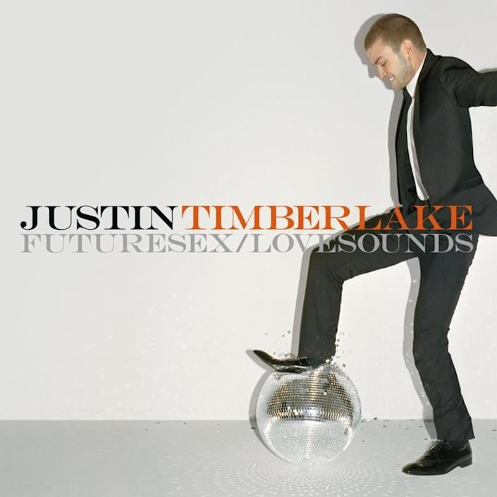 FutureSex LoveSounds justin timberlake