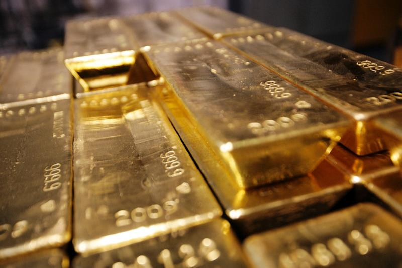 US-Iran tensions and the weaker dollar have helped push gold prices to six-year highs