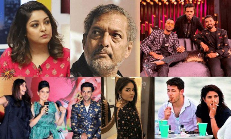 From The Infamous Hardik Pandya KWK Episode To The Wakhra Song Launch Spat, Here Are The Biggest Controversies Of Bollywood In 2019 Till Now!
