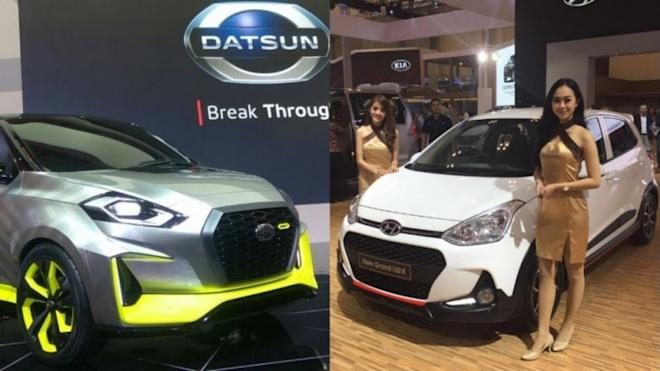 Top 5 cool small cars revealed at GIIAS 2017