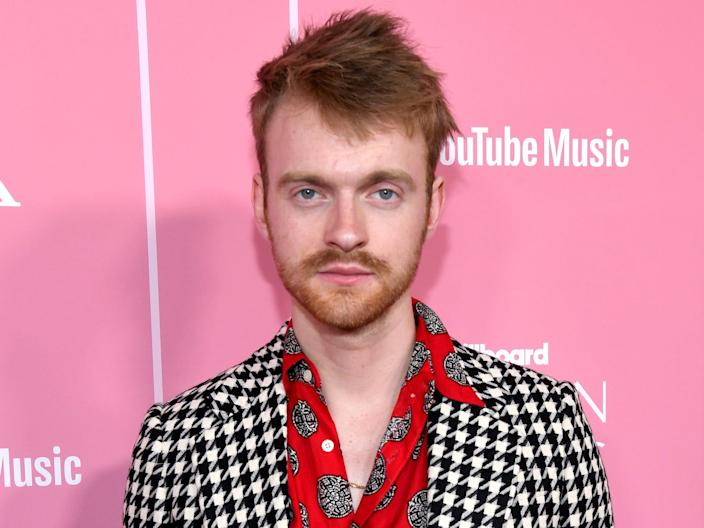 Finneas O'Connell creates and performs music.