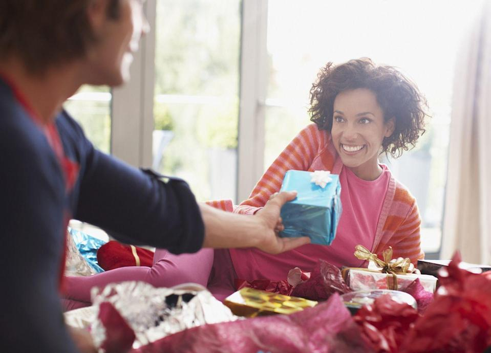 """<p>Buy her something she'll <em>actually </em>use this year.<br></p><p> <a class=""""link rapid-noclick-resp"""" href=""""https://www.delish.com/holiday-recipes/g35905963/last-minute-mothers-day-gifts/"""" rel=""""nofollow noopener"""" target=""""_blank"""" data-ylk=""""slk:GET GIFT INSPO"""">GET GIFT INSPO</a><br></p>"""