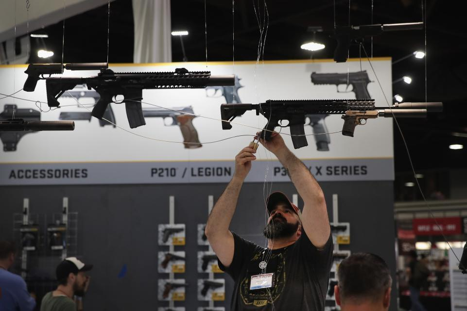 GettyImages-674165882 NRA Meeting Atlanta