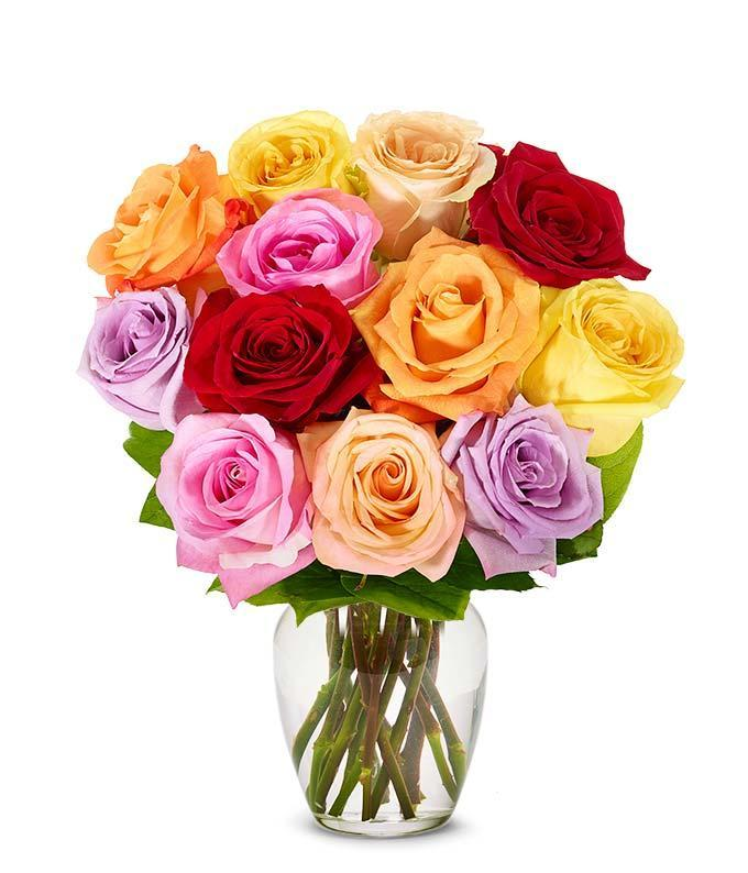 """<h2>15% Off From You Flowers One Dozen Rainbow Roses</h2><br><a href=""""https://www.refinery29.com/en-us/flower-delivery-same-day"""" rel=""""nofollow noopener"""" target=""""_blank"""" data-ylk=""""slk:Last-minute blooms"""" class=""""link rapid-noclick-resp"""">Last-minute blooms</a> were big in April, with lifelong procrastinators struggling to get their gifting-sh*t together in time for the big May occasion. And, not only is this top-bought rainbow bouquet still a deliver-by-Sunday contender but there's also a deal involved.<br><br>Nab<strong> 15% off sitewide</strong> at <a href=""""https://www.fromyouflowers.com/occasion/mothers-day-flowers-gifts"""" rel=""""nofollow noopener"""" target=""""_blank"""" data-ylk=""""slk:From You Flowers"""" class=""""link rapid-noclick-resp"""">From You Flowers</a> using code <strong>050</strong>.<br><br><em>Shop <strong><a href=""""https://www.fromyouflowers.com/products/one_dozen_mixed_roses.htm"""" rel=""""nofollow noopener"""" target=""""_blank"""" data-ylk=""""slk:From You Flowers"""" class=""""link rapid-noclick-resp"""">From You Flowers</a></strong></em><br><br><strong>From You Flowers</strong> One Dozen Rainbow Roses, $, available at <a href=""""https://go.skimresources.com/?id=30283X879131&url=https%3A%2F%2Fwww.fromyouflowers.com%2Fproducts%2Fone_dozen_mixed_roses.htm"""" rel=""""nofollow noopener"""" target=""""_blank"""" data-ylk=""""slk:From You Flowers"""" class=""""link rapid-noclick-resp"""">From You Flowers</a>"""
