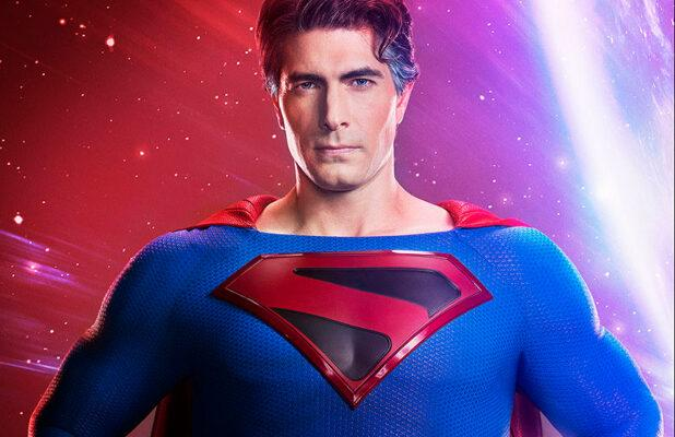 'Crisis on Infinite Earths': Have a New Look at Brandon Routh's 'Kingdom Come' Superman in Teaser for The CW Crossover (Video)