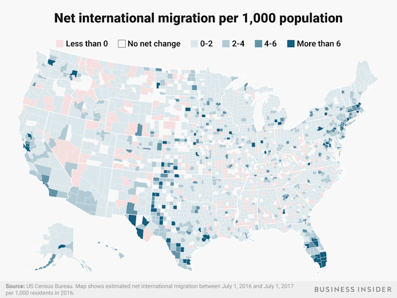 county international migration map