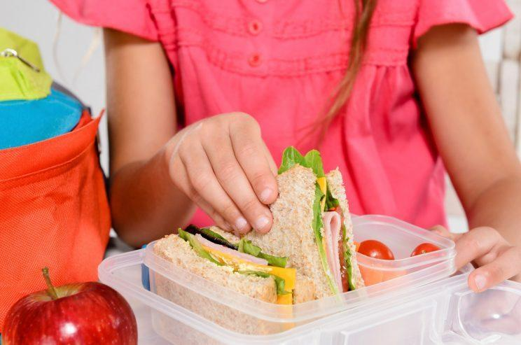 Should teachers be able to police what goes in children's packed lunch? [Photo: Getty]