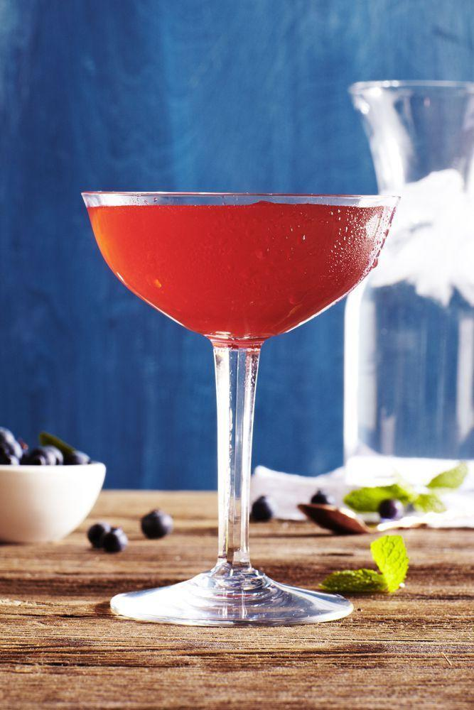 """<p>Once you combine gin, blueberries, and lime juice, magic happens. Grab your cocktail shaker and see for yourself. </p><p><a class=""""link rapid-noclick-resp"""" href=""""https://www.amazon.com/Premium-Cocktail-Shaker-Set-Stainless/dp/B000796F1W?tag=syn-yahoo-20&ascsubtag=%5Bartid%7C10055.g.27421849%5Bsrc%7Cyahoo-us"""" rel=""""nofollow noopener"""" target=""""_blank"""" data-ylk=""""slk:SHOP COCKTAIL SHAKERS"""">SHOP COCKTAIL SHAKERS</a></p><p><em><a href=""""https://www.goodhousekeeping.com/food-recipes/a33644/east-bayside-cocktail/"""" rel=""""nofollow noopener"""" target=""""_blank"""" data-ylk=""""slk:Get the recipe for East Bayside Cocktail »"""" class=""""link rapid-noclick-resp"""">Get the recipe for East Bayside Cocktail »</a></em></p>"""