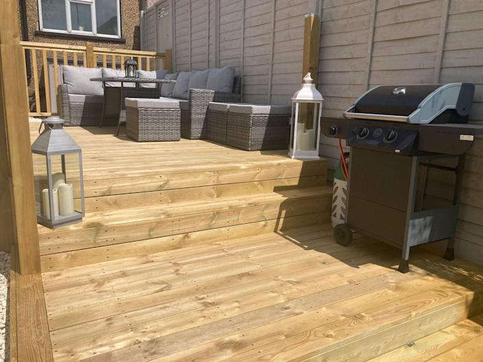 The perfect spot for a BBQ. (Supplied Latestdeals.co.uk)