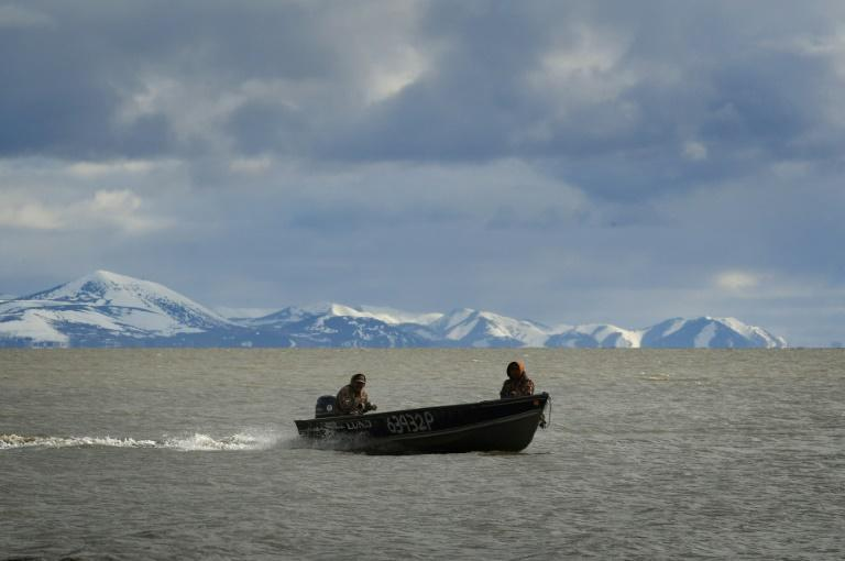 As world leaders and scientists grapple with how best to combat climate change, Alaska's native people find themselves at the epicenter of a crisis that has forced them to rethink their traditional lifestyle