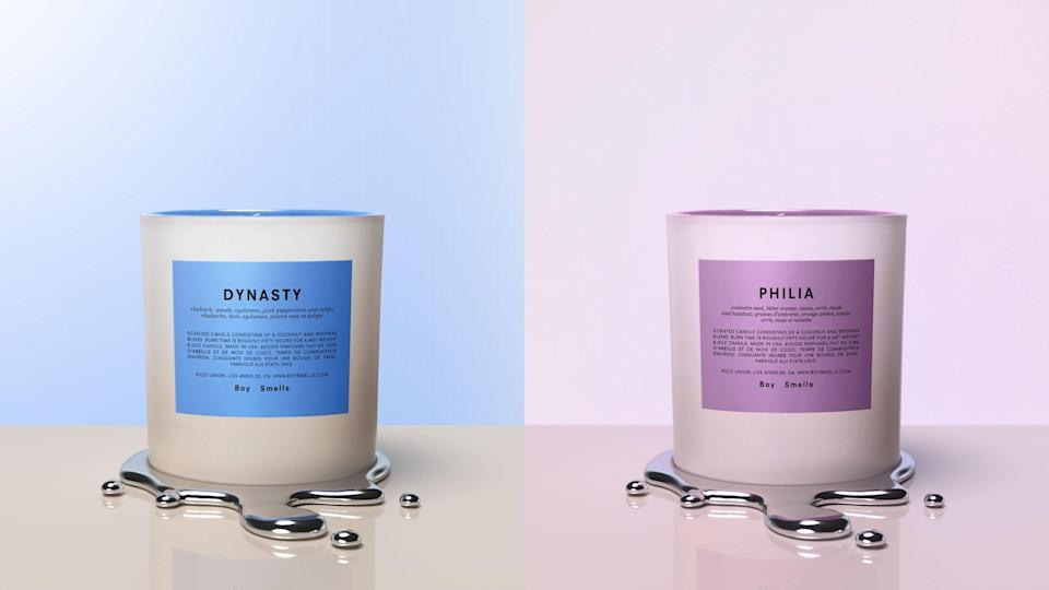 For the second year in a row, Boy Smells is supporting The Trevor Project for Pride Month.