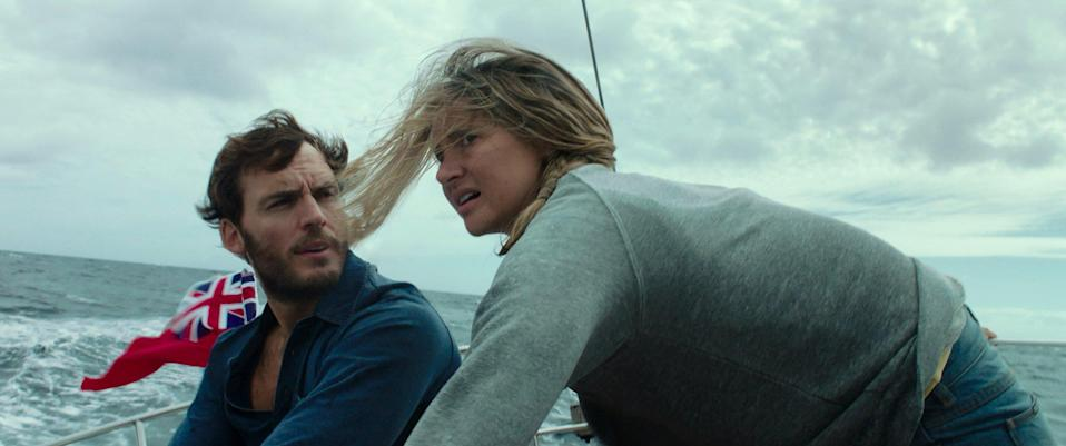 Adrift might be the strongest role Shailene has ever played