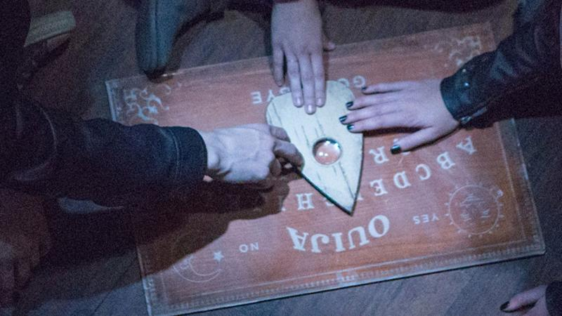 Women fight for life after Ouija board warning