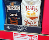 "<p>Aldi's Barissimo line of coffee gets rave <a href=""https://www.instagram.com/aldifavoritefinds/"" rel=""nofollow noopener"" target=""_blank"" data-ylk=""slk:reviews"" class=""link rapid-noclick-resp"">reviews</a> for its balance of strength and flavor, all at budget-friendly prices. To make this java boost even more appealing, Barissimo creates flavors that keep coffee fans excited to try new varieties. Mornings are a whole lot more interesting when your cup of coffee has notes of maple bacon or bourbon.</p>"