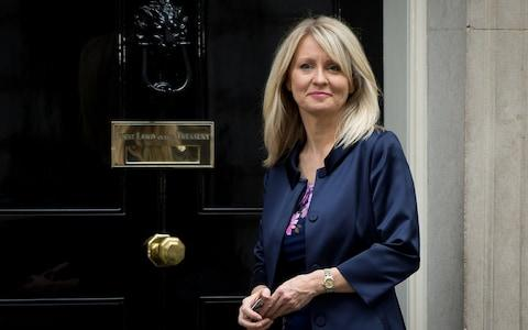 Esther McVey, the Pensions Secretary, will help oversee the plans