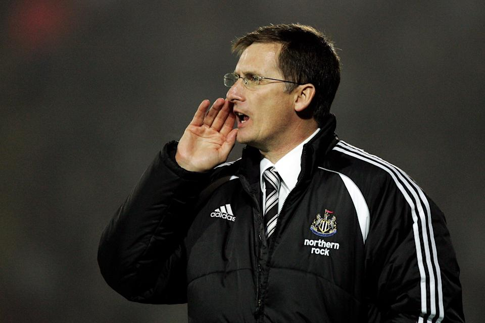 Glenn Roeder has passed away aged 65 (Getty Images)