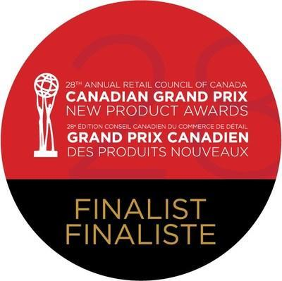 Canadian Grand Prix Finalist Seal (CNW Group/Retail Council of Canada)