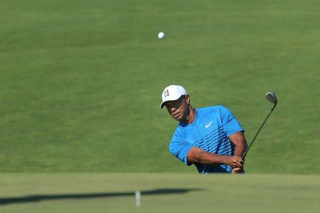 Woods's opulent US Open base has practical side