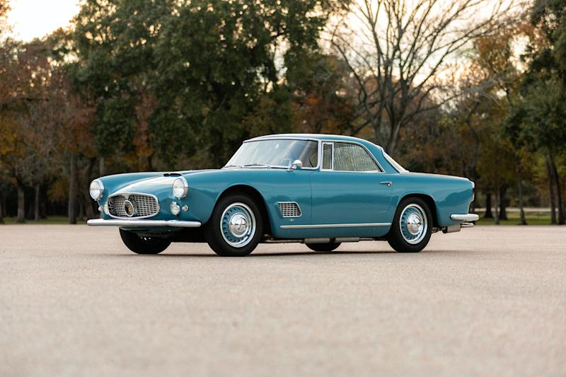 1959 Maserati 3500 GT by Touring_0