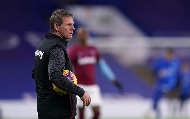 Pearce is currently on the staff for a second stint at West Ham with manager David Moyes