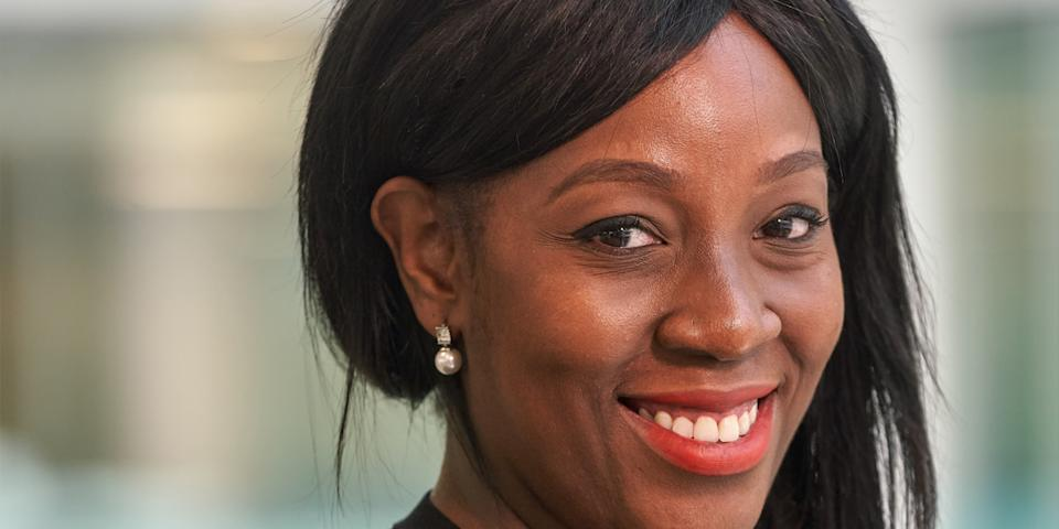 Nzinga Orgill, Innovation, Product and Solutions Manager, Heathrow