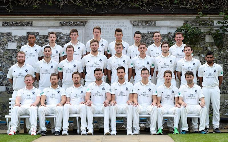 The Champions: Middlesex are ready to defend their County title, and the domestic game is in a good moment - PA