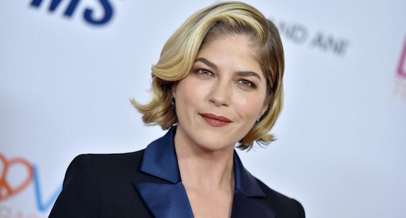 Selma Blair said she has been practicing self-isolation for the past two years following her diagnosis with MS. (Photo by Axelle/Bauer-Griffin/FilmMagic)