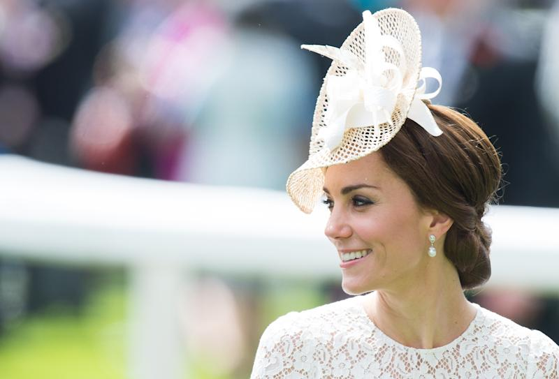 Royal Ascot 2019 starts tomorrow. Pictured: the Duchess of Cambridge at Ascot in 2016 [Photo: Getty]
