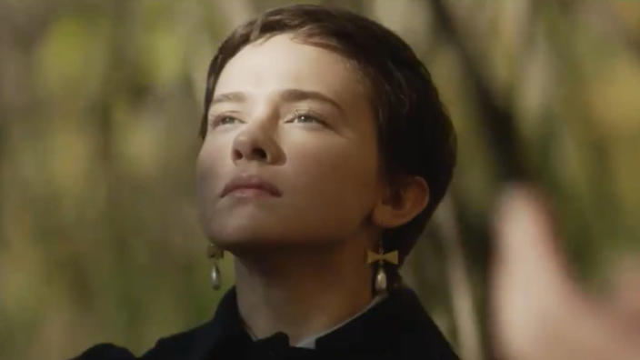 Cailee Spaeny in 'The Craft: Legacy'. (Credit: Sony)
