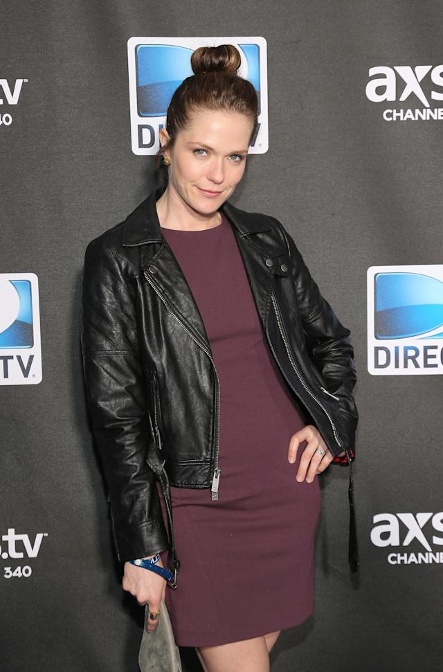 NEW ORLEANS, LA - FEBRUARY 02: Katie Aselton attends DIRECTV Super Saturday Night Featuring Special Guest Justin Timberlake & Co-Hosted By Mark Cuban's AXS TV on February 2, 2013 in New Orleans, Louisiana. (Photo by Neilson Barnard/Getty Images for DirecTV)