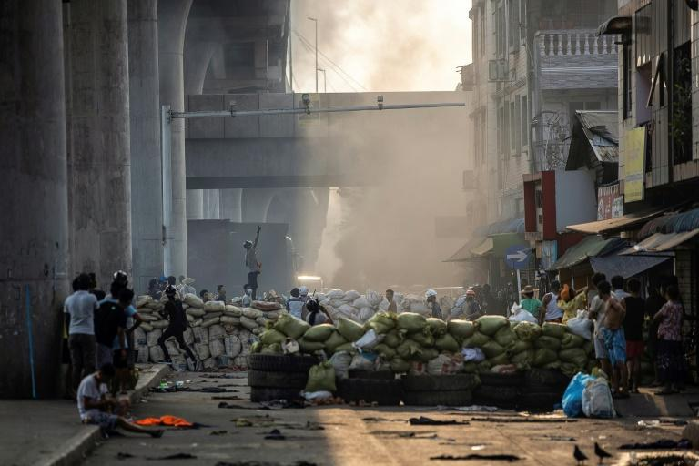 Police and soldiers have used tear gas, rubber bullets and live rounds to subdue crowds in near-daily crackdowns