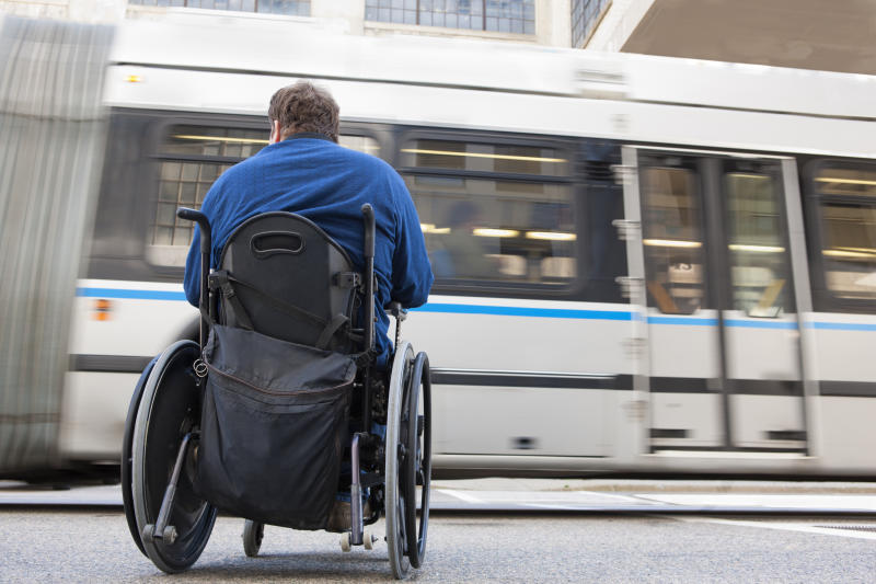 WHO highlights people with disabilities as a high-risk group for coronavirus. (Photo: Getty Images)