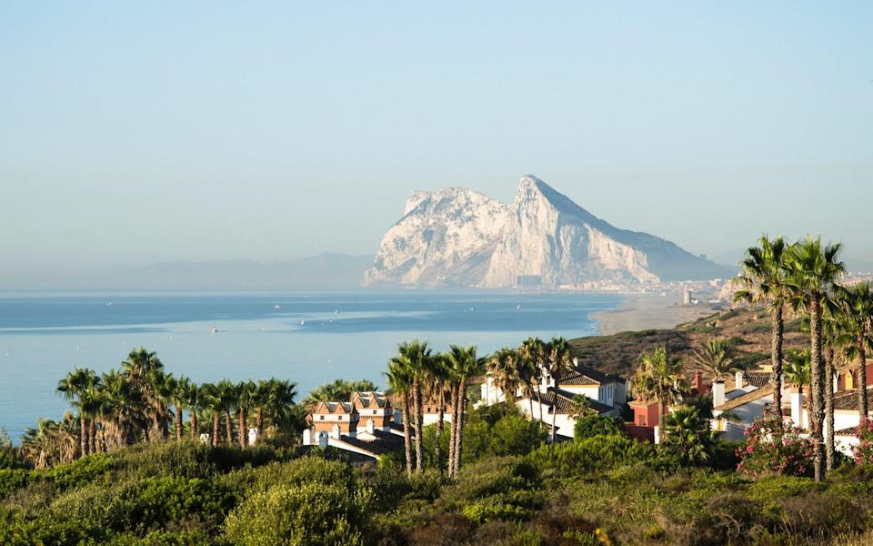 Gibraltar is a world away from the old colonial stereotype - Getty