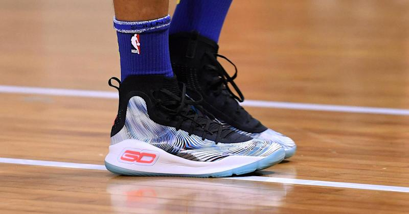 Stephen Curry's new shoe will spark an Under Armour turnaround: Analyst