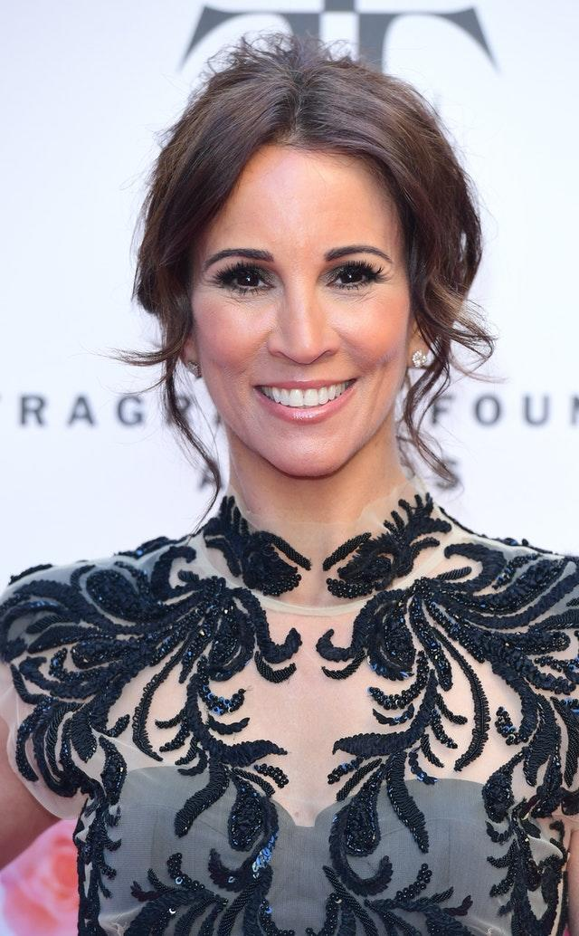 Andrea McLean has also left the programme