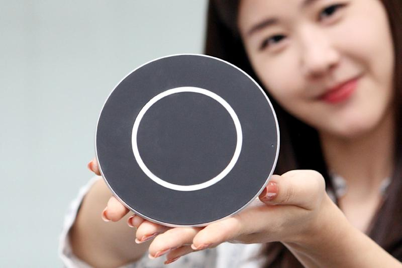 LG's wireless charger beams power into your phone so fast, you'll never want a cable again