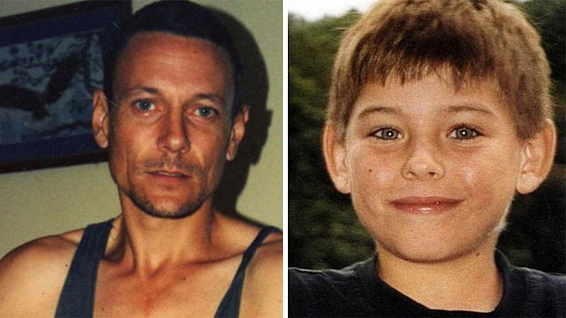 Brett Peter Cowan was burnt with boiling water in prison. Photo: 7 News