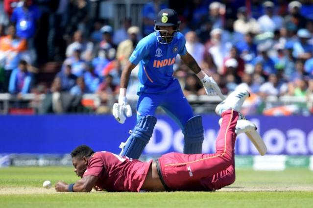 West Indies and India renew acquaintance on Saturday with the first T20 in a multi-format tour (AFP Photo/Dibyangshu Sarkar)