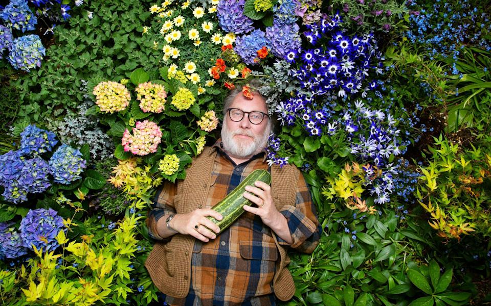 'I like things out of the ordinary': Jim Moir on his hunt for Britain's best garden - Gareth Cattermole/Getty Images